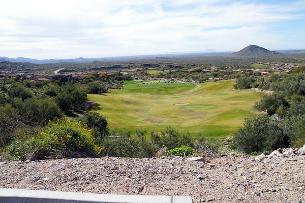 Fountain Hills - Golf Course Viewpoint 18mm